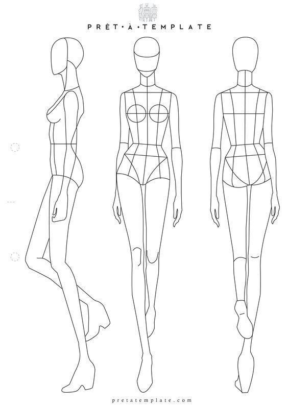 男生人体结构图手绘