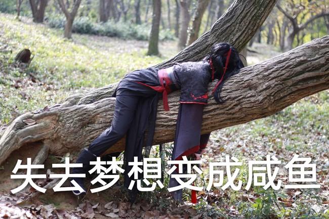 w650 【伪预告,真表情包】(´・ω・`)魔道祖师魏无羡co…Cos正片
